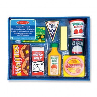 melissa doug set de nourriture pour refrigerateur 20 56