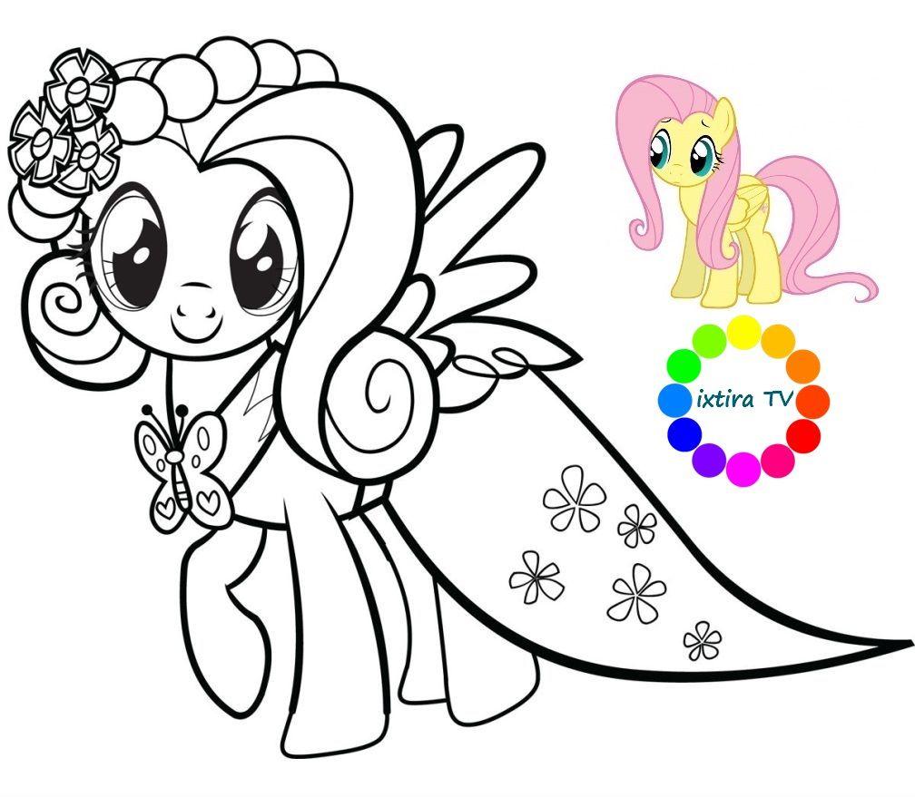 раскраски для девочек пони: 11 тыс изображений найдено в ...