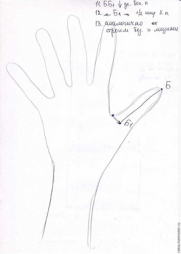 мк перчатки | перчатки | Pinterest