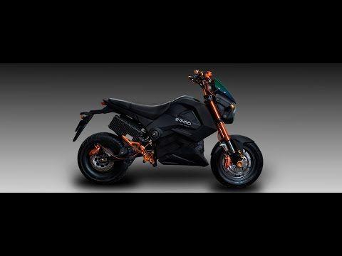 Emmo Knight Gts Motorcycle Style E Bike Youtube Products I