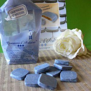 Quernons d'Ardoise: Blue Chocolate