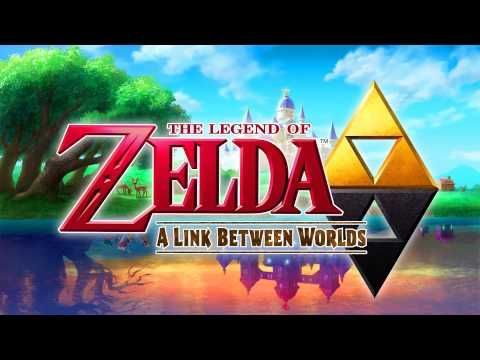 Yuga's Acquisition Tour - The Legend of Zelda: A Link Between Worlds - YouTube