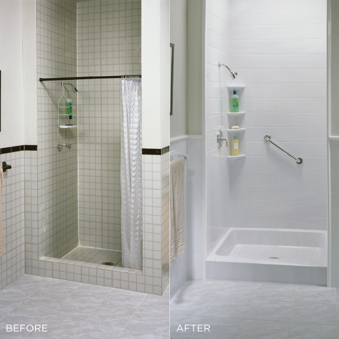 The Bath Fitter Difference Bath Fitter Fitted Bathroom Bathroom Decor