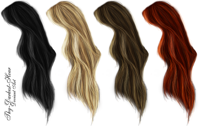 png hair styles photoshop hair png s 5 by thy darkest hour on deviantart hair 7159