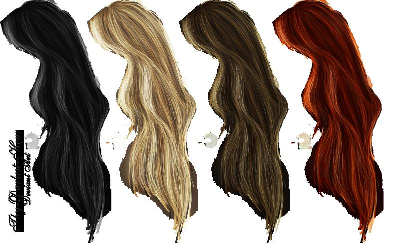 Hair PNG's 5 by Thy-Darkest-Hour on deviantART | hair | Pinterest ...