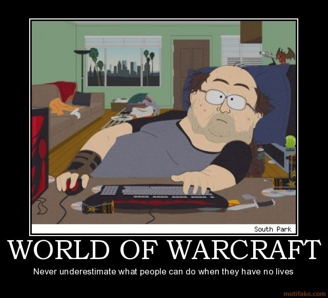 The Daily Grind: Are you an MMO stereotype