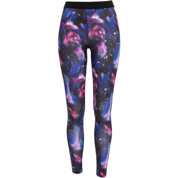 Bardot Galaxy Legging ($63) ❤ liked on Polyvore