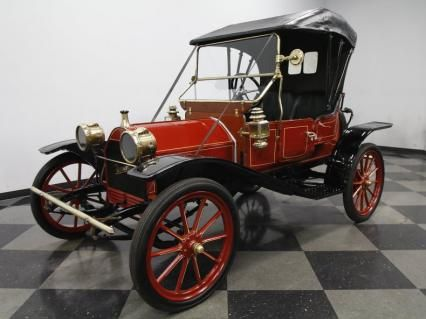 For Sale 1912 Hupmobile Model 20 Runabout Oldride Com Classic