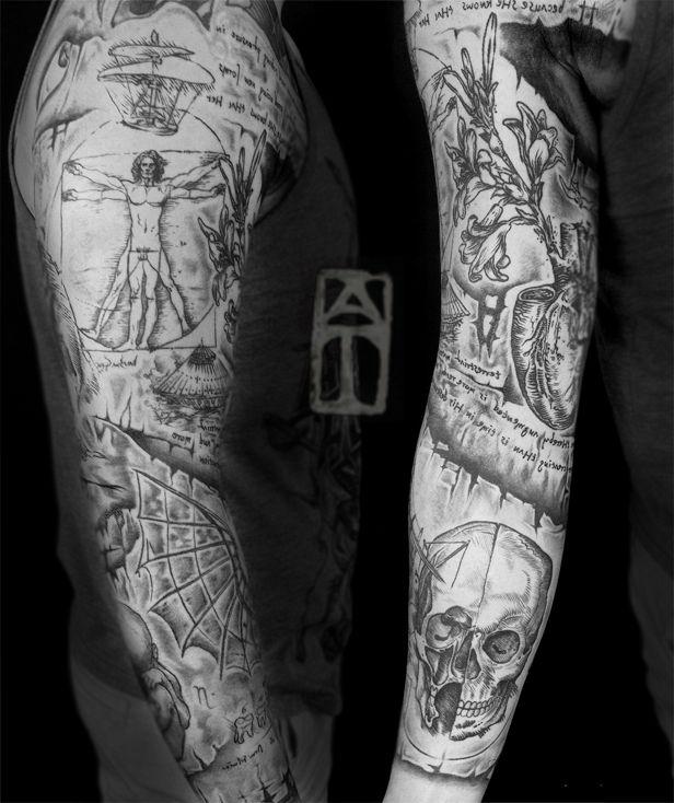 da vinci quote tattoo - Google Search