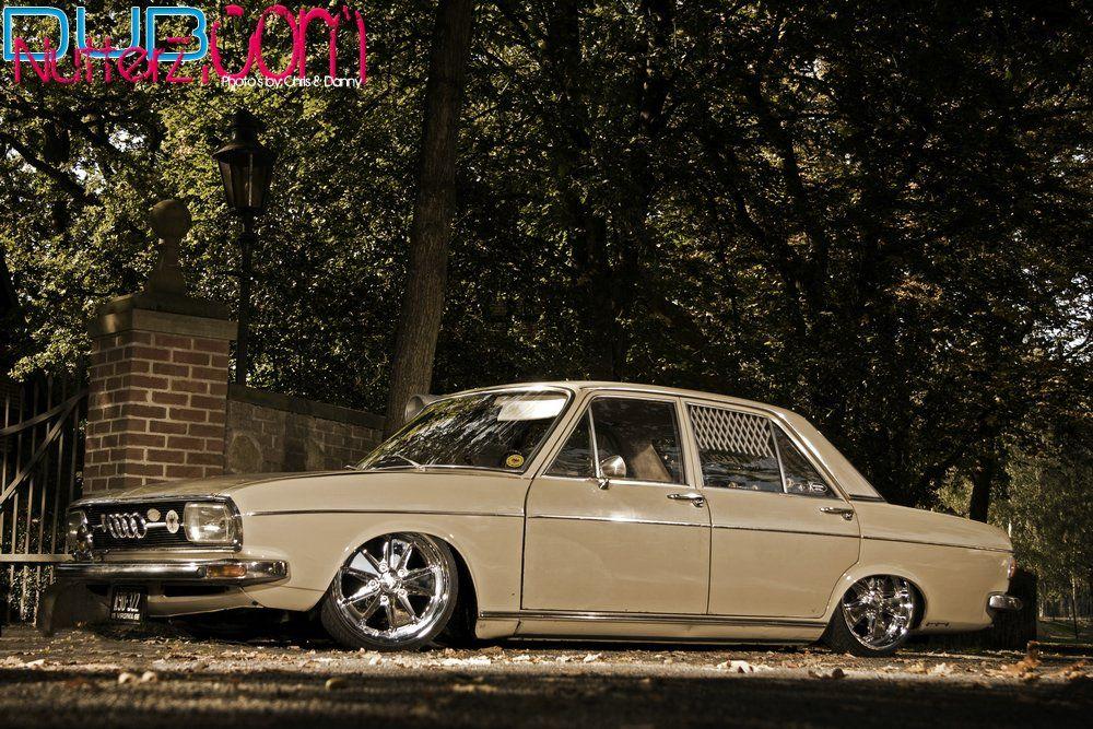 Audi 100 + Fuchs