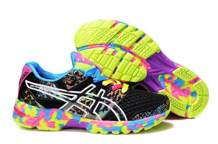 Top Quality Asics 8th VIII Eighth Classic Women Colorful Black Pink Running  Shoes