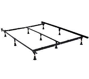 Serta Stabl Base Premium Elite Universal C Bed Frame Qvc Com Bed Frame Sizes Steel Bed Frame Metal Bed Frame
