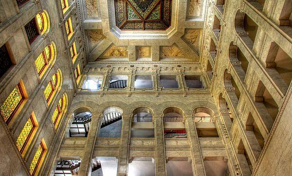 Historic Minneapolis City Hall And Courthouse by Wayne Moran