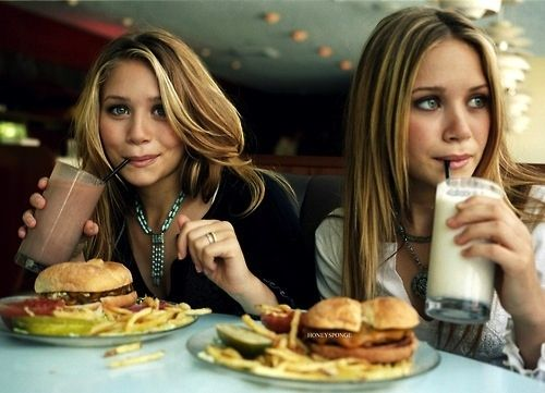 Image result for mary kate ashley mcdonalds