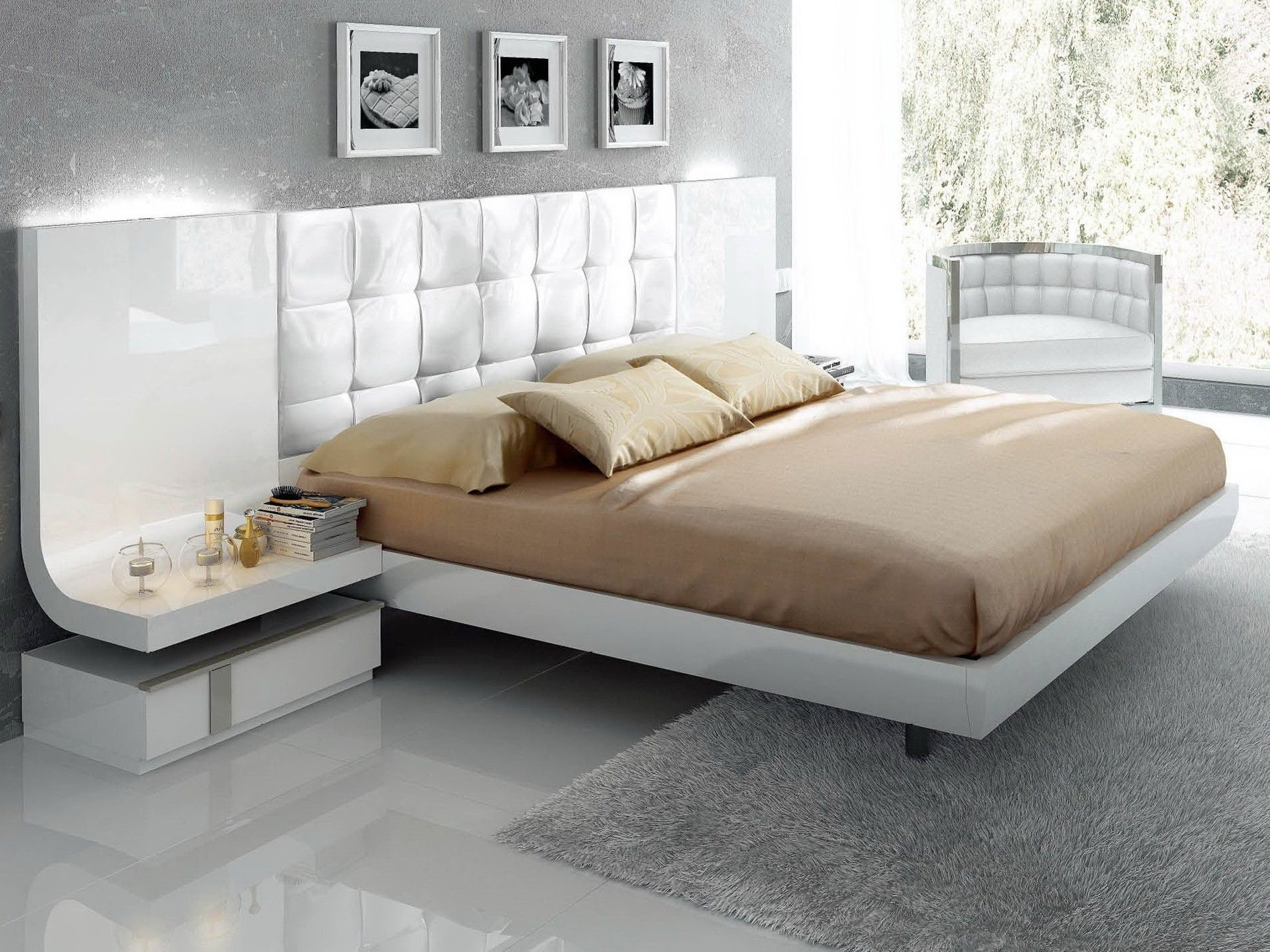 Fenicia Granada Bed  The Bed Is An Elegant Beauty