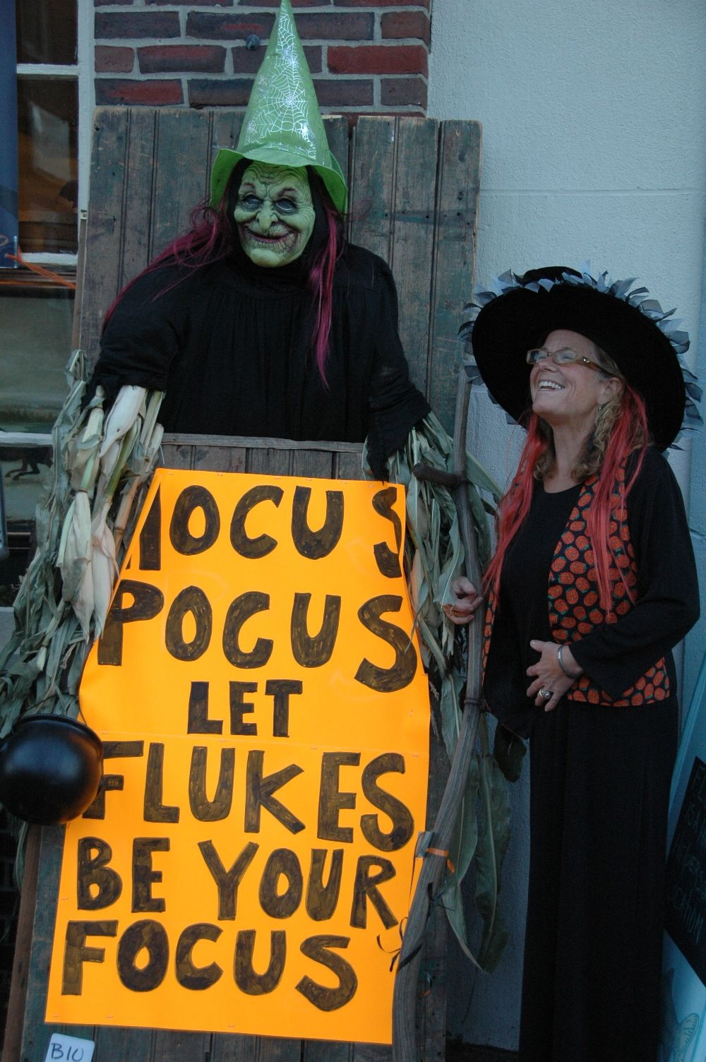 """An amazing evening in Downtown Newburyport, """"Witches Night Out"""".  Don you best witch ware and prepare for a magical night"""