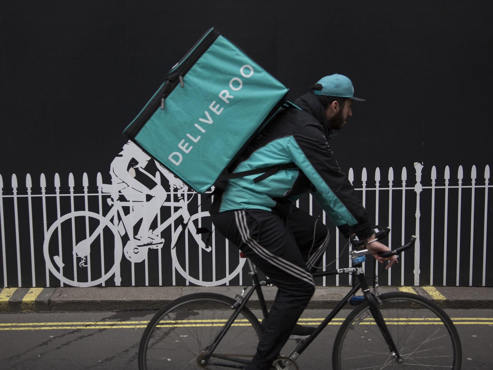 Deliveroo Is Offering Rainbow Themed Dishes To Celebrate London