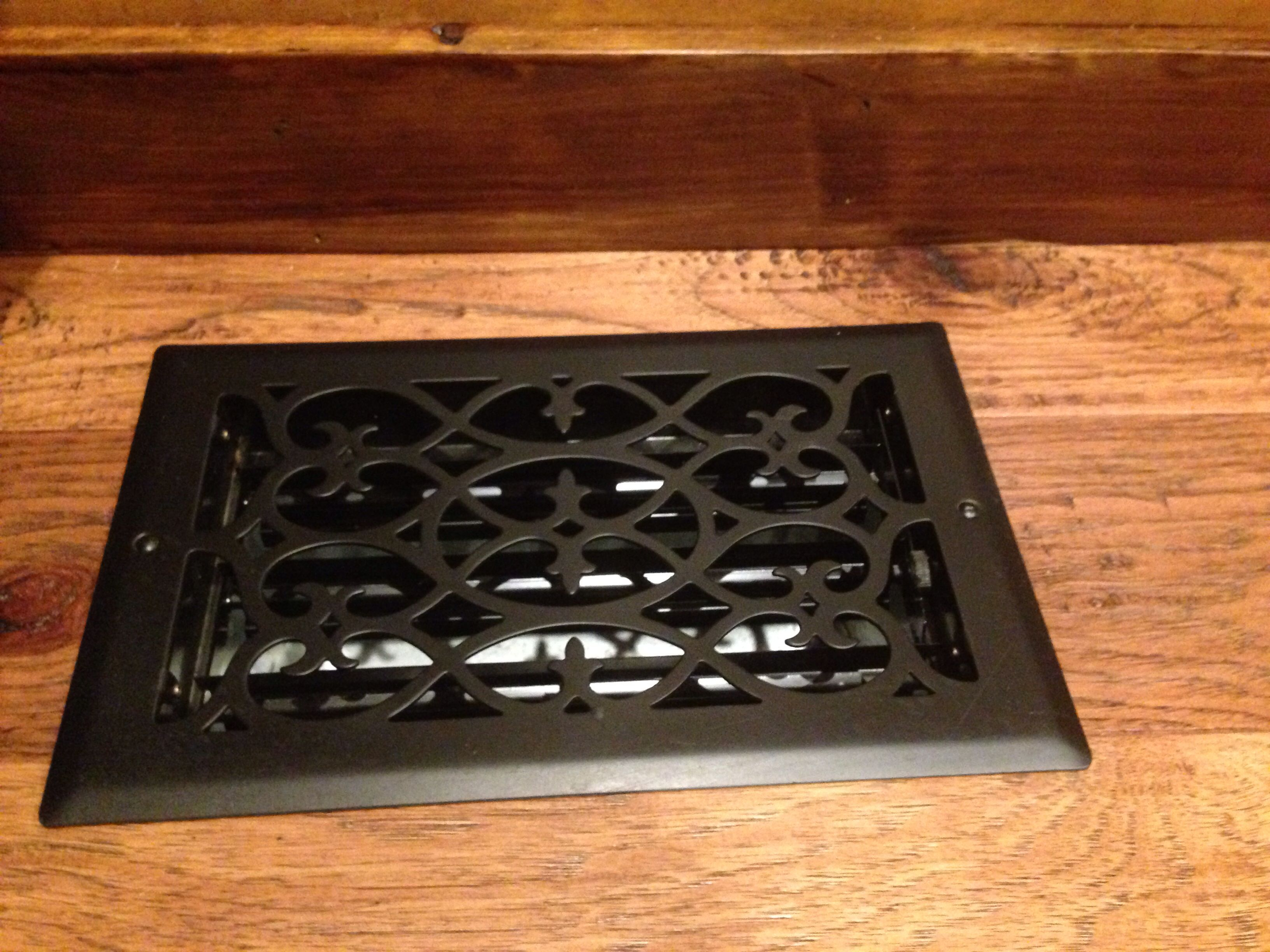 Floor vent cover Floor vent covers, Floor vents, Vent covers