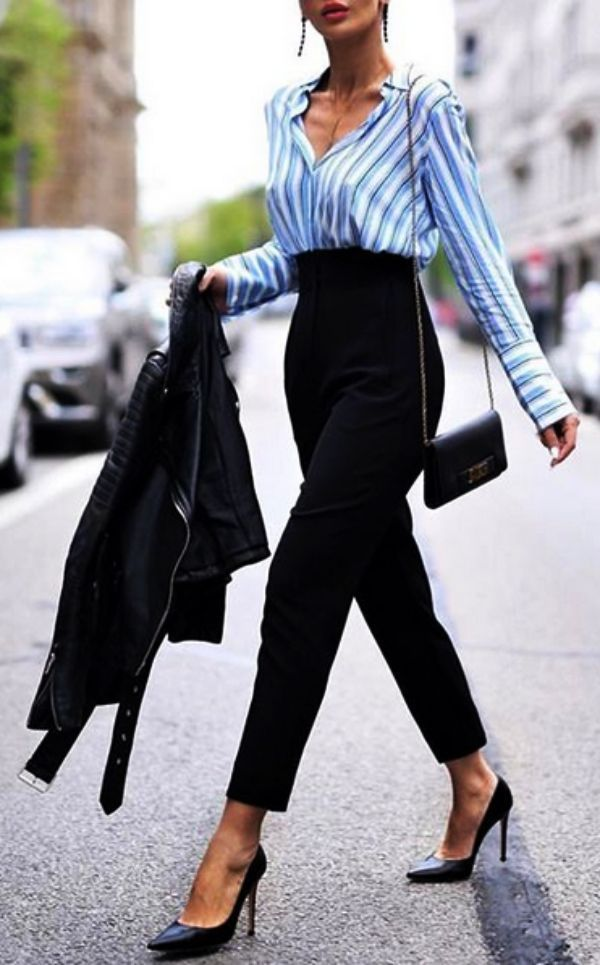 40 elegante Business-Casual-Outfits für Frauen in den Dreißigern #businesscasualoutfitsforwomen