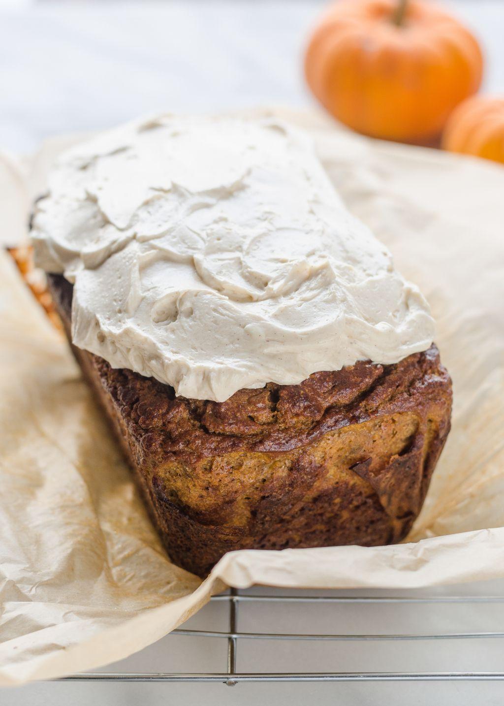 Healthier Pumpkin Bread Recipe Healthy Pumpkin Bread Pumpkin
