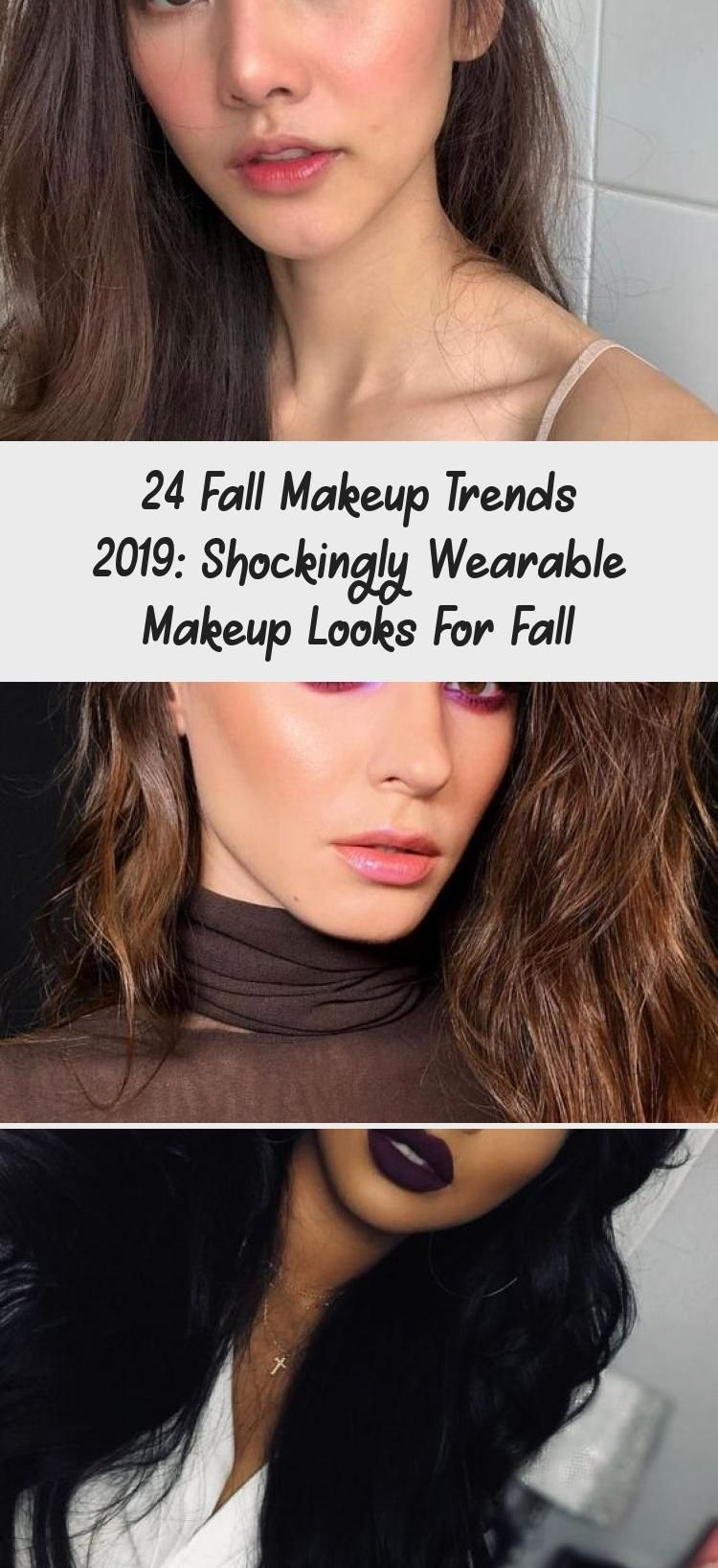 Photo of 24 Fall Makeup Trends 2019: Shockingly Wearable Makeup Looks For Fall – Makeup