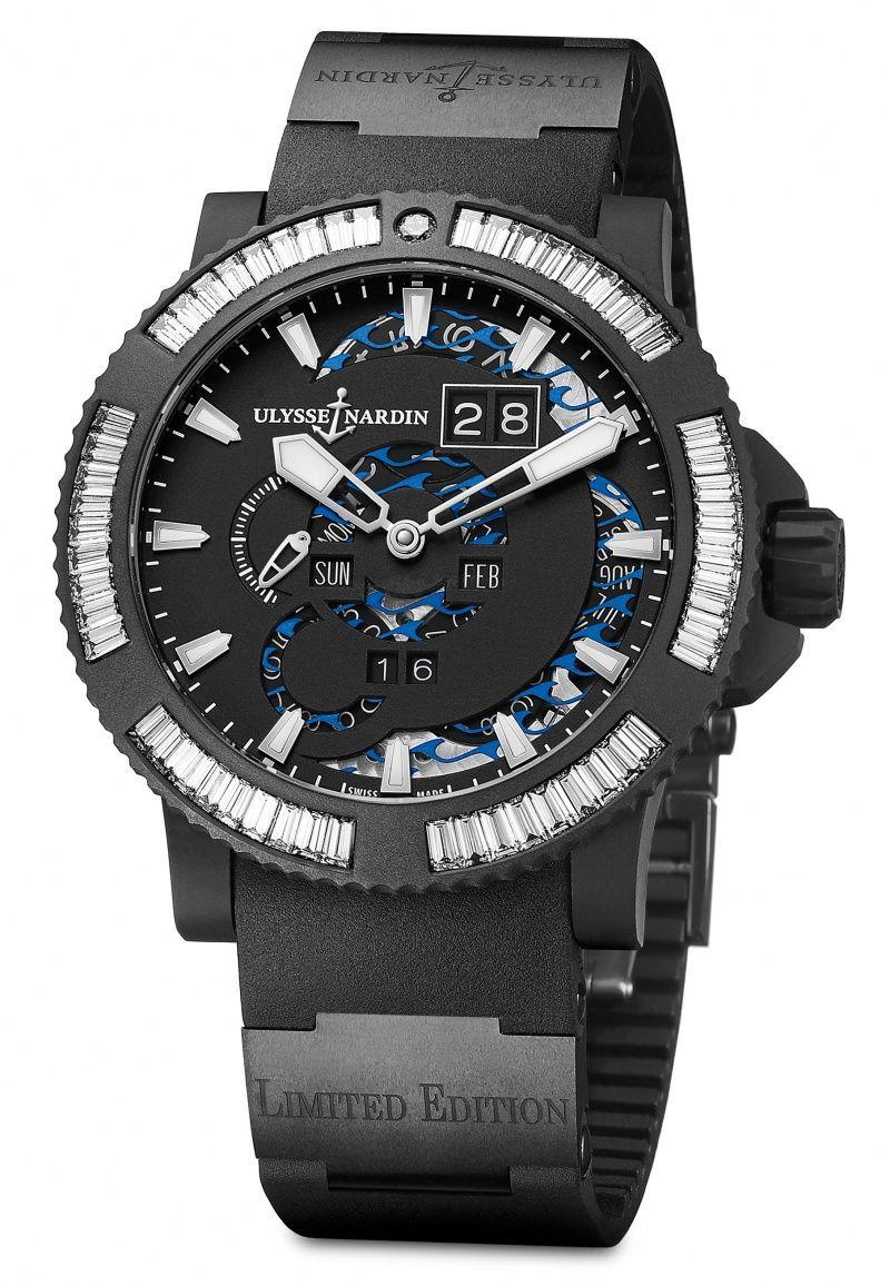 Ulysse Nardin Marine Perpetual Luxois Luxury Watches For Men Ulysse Nardin Watches Latest Watches