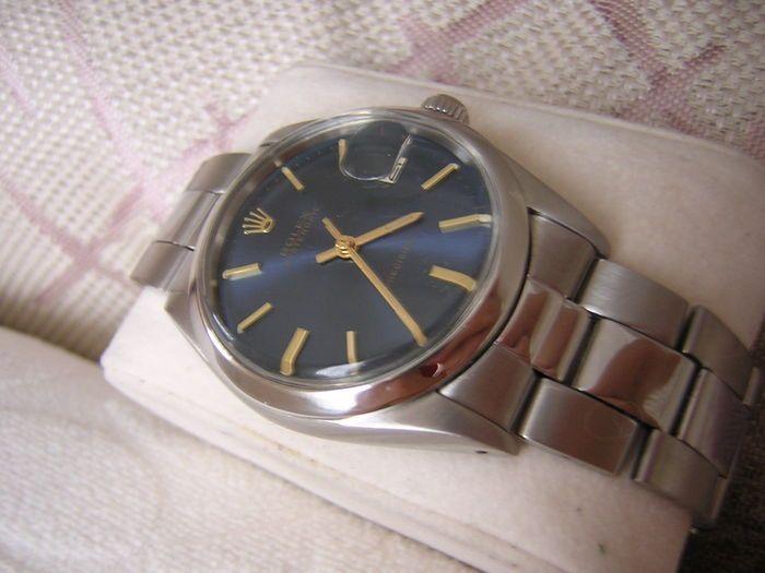 Rolex Oysterdate Precision, référence: 3694 – Montre pour homme – Années 1970