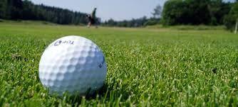 Campos de golf en Orihuela Costa (España).