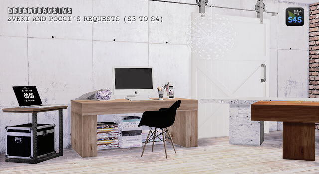 The Best: Office Furniture & Decor by Dreamteamsims ...