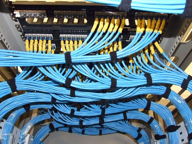 Cat 5 Cat5e Cat 6 Cable Installation. Get a Quote