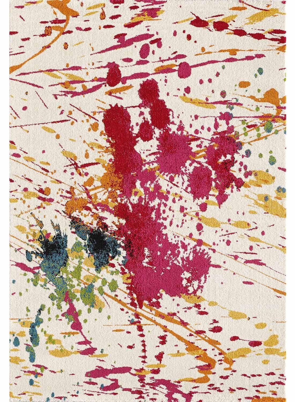 Tapis Salon Fantaisya Multicouleur Tapis Multicolores Pinterest