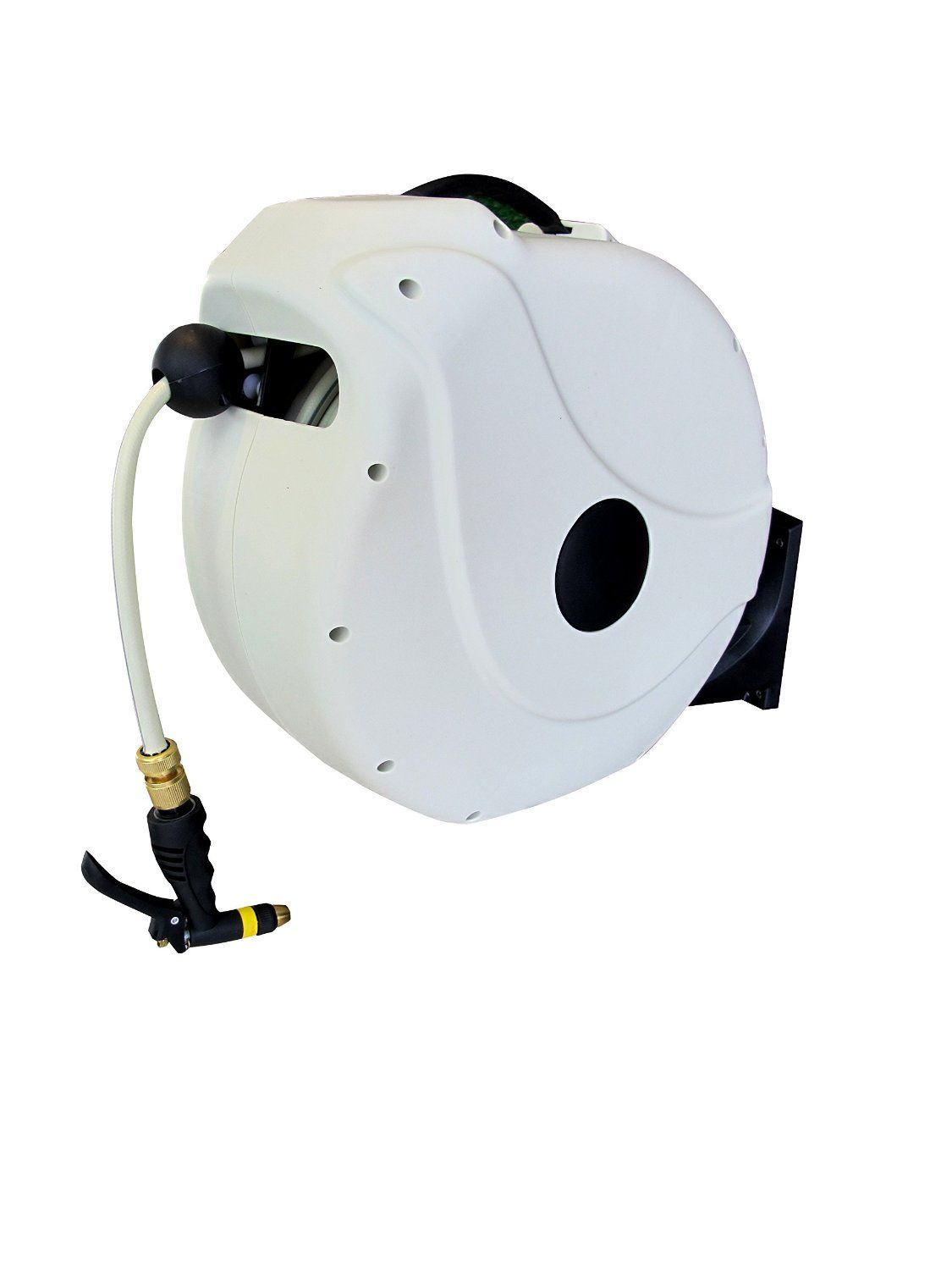Amazon.com : Sunneday Retractable Water Hose Reel, 82 ...