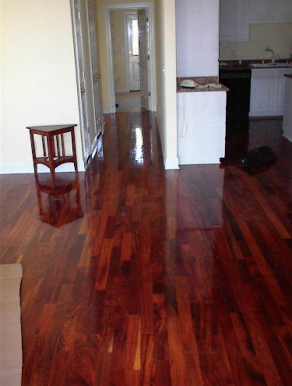 Brazilian Cherry Flooring Provided By Tropical Hardwoods