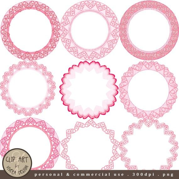 Pin By Stephanie Chasse Photography On Logo Digital Clip Art Circle Frames Clip Art