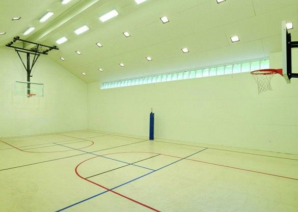 Gift Guides Indoor Basketball Court Indoor Basketball Mountain Lodge