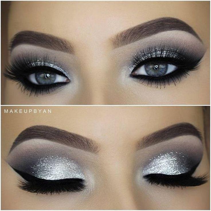 Photo of 23 Natürliches Smokey-Augen-Makeup macht Sie brillant – Eye makeup looks – HacikoBlog