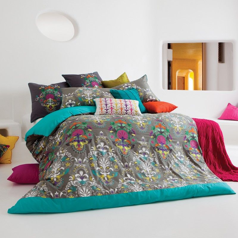 Funky Bedding Sets | Kas Mimosa Duvet Covers & Pillowcases at ... : kas quilts - Adamdwight.com