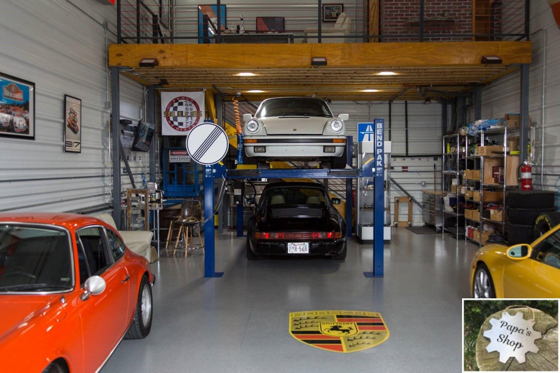 Best Garage Shop Ideas Made Simple Garageshop Organizeworkshop Workshop Buy A Garage Garages Garage Design
