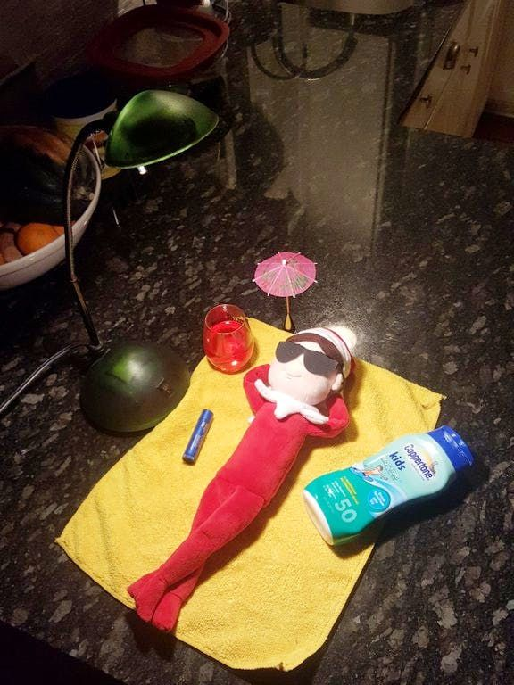 15 Elf On The Shelf Ideas That Will Win All The Awards Elf On The