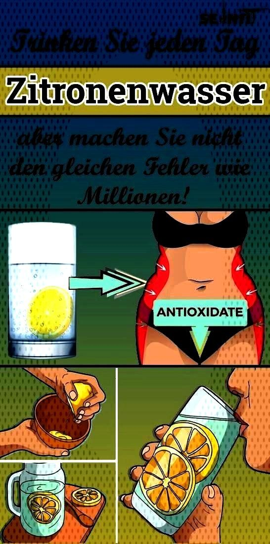 every day, but dont make the same mistake as millions! - Drink lemon water every day, but dont m