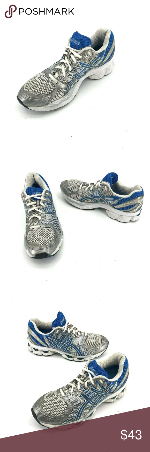Asics Gel Nimbus T095N Running Shoes