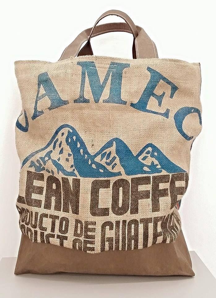 SnapPap | Taschen aus SnapPap und Kaffeesäcken | SnapPAP | Pinterest ...