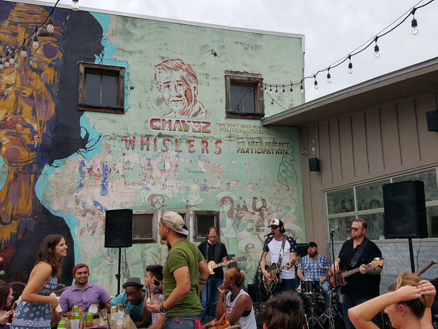 20 Essential Austin Patios for Outdoor Drinking and Dining