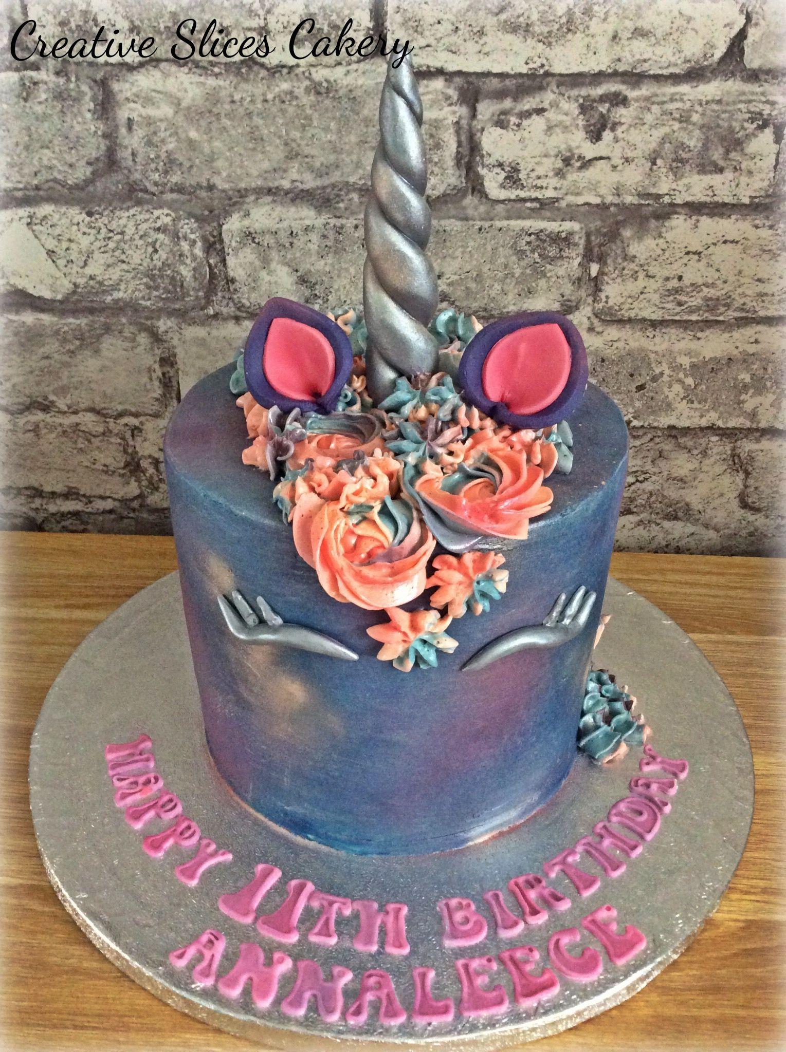 Galaxy unicorn cake x unicorn cake cake cute cakes