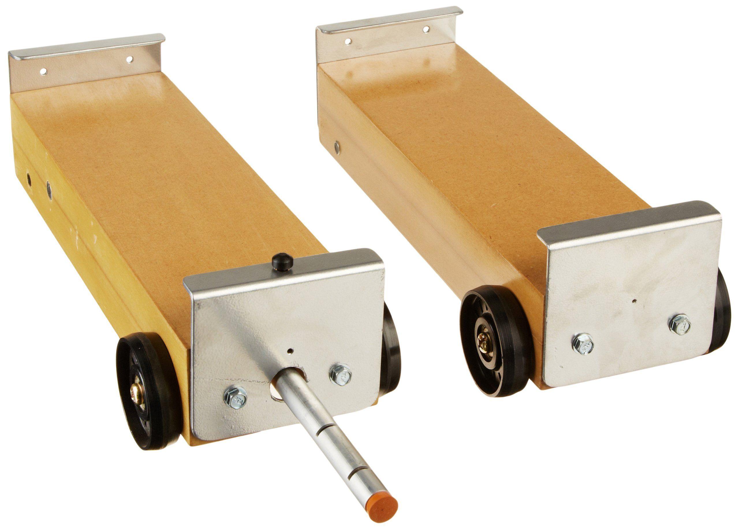 Eisco Labs Dynamics Cart Set 3 Wheeled Set Of 2 12 X 3 5 Ad Dynamics Sponsored Cart Eisco Labs 3rd Wheel Wooden Toy Car Wheel
