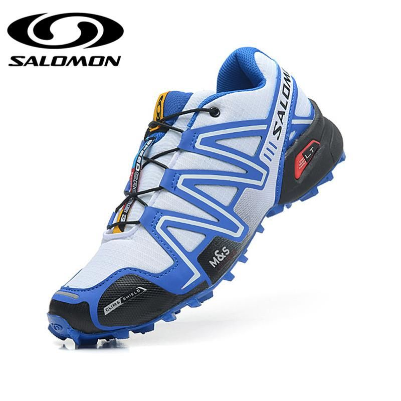 sports shoes 3df54 79d83 2018 Salomon Speed Cross 3 CS Shoes Men Sneakers Men Camo Cross-country  Running Shoes