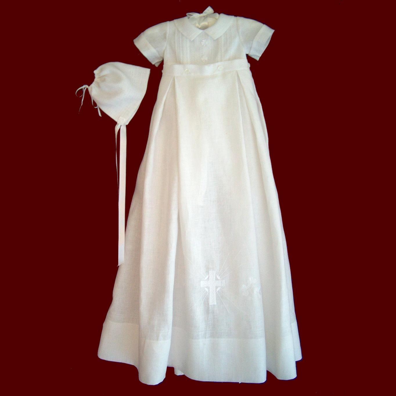 Irish+Christening+Gowns+for+Boys | ... Picture - Boys Irish Linen ...
