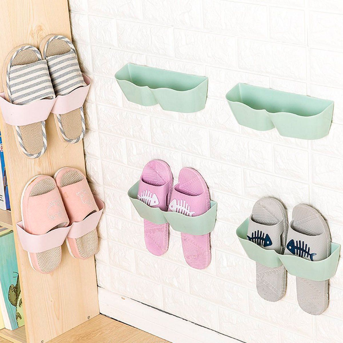 Entryway Shoe Storage Hacks That Really Work in 2020