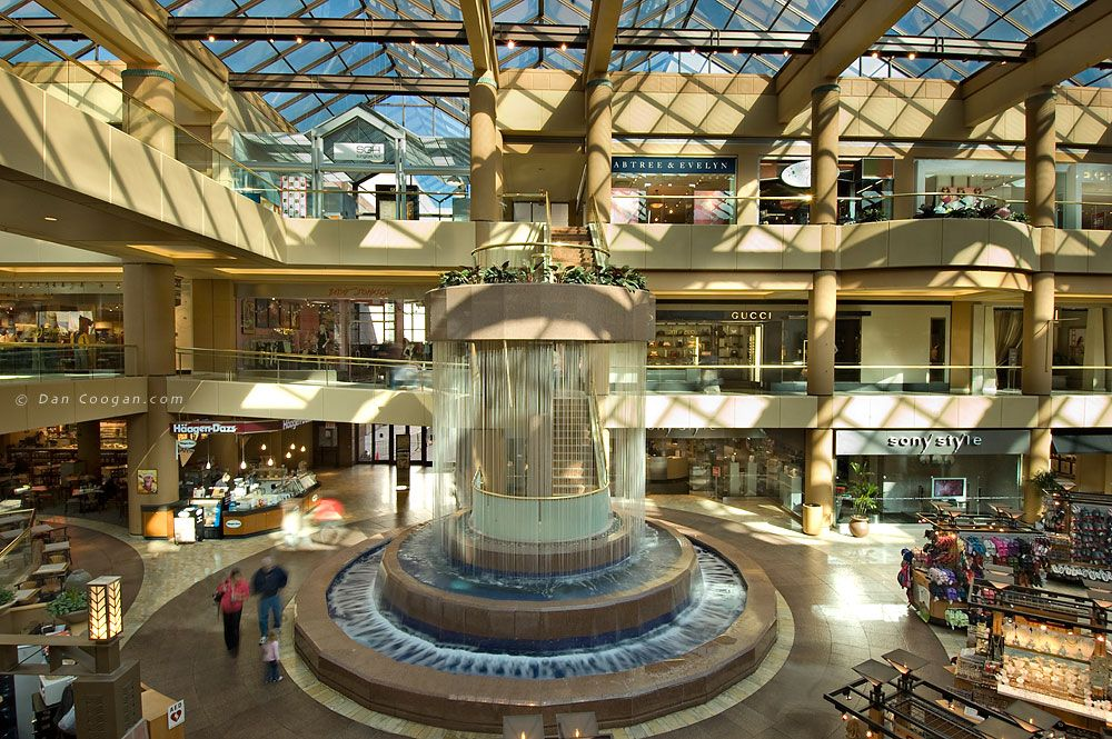 Scottsdale Fashion Square Won't find cheap treasures here