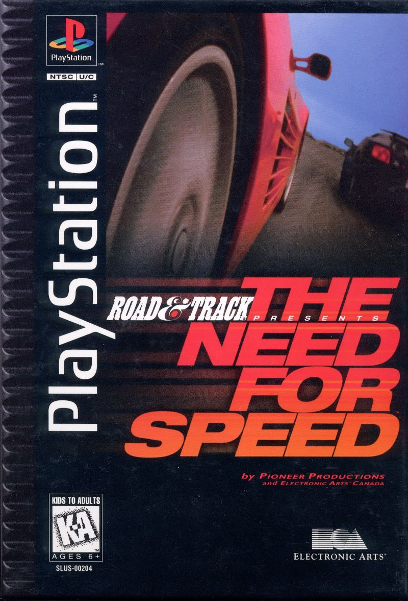 Today In Gaming History It Was March 20 1996 When America Felt The Need For Speed On PlayStation Drive Some Of Your Favorite Sports Cars Through Wild And
